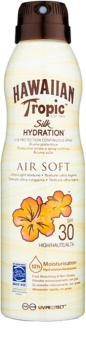 Hawaiian Tropic Silk Hydration Air Soft spray abbronzante SPF 30