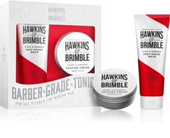 Hawkins & Brimble Natural Grooming Elemi & Ginseng kosmetická sada II. pro muže