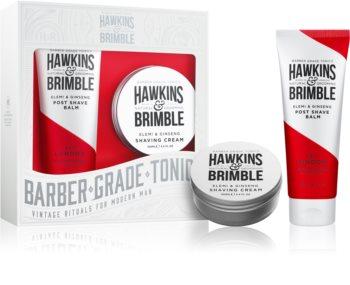 Hawkins & Brimble Natural Grooming Elemi & Ginseng Kosmetik-Set  II. für Herren