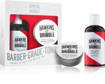 Hawkins & Brimble Natural Grooming Elemi & Ginseng kozmetički set III. za muškarce