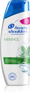 Head & Shoulders Menthol šampon protiv peruti