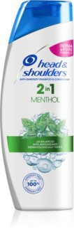 Head & Shoulders Menthol Anti-Dandruff Shampoo 2 in 1