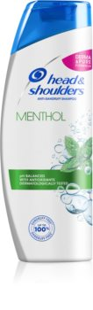 Head & Shoulders Menthol Anti-Dandruff Shampoo