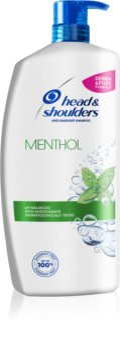 Head & Shoulders Menthol Shampoo gegen Schuppen