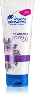 Head & Shoulders Nourishing kondicionér pro suché a poškozené vlasy