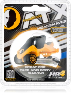 HeadBlade ATX Rasierapparat für den Kopf für Körper und Gesicht