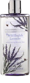 Heathcote & Ivory Wild English Levander sprchový gel s hydratačním účinkem