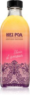 Hei Poa Umuhei Tahiti Monoi Oil Elixir of Love perfumed oil
