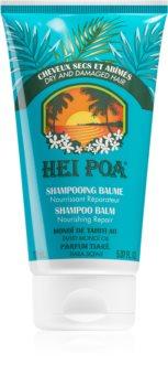 Hei Poa Tahiti Monoi Oil  Tiara šampon a kondicionér 2 v 1 pro suché a poškozené vlasy