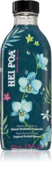 Hei Poa Tahiti Monoi Oil  Tropical Orchid óleo multifuncional para corpo e cabelo
