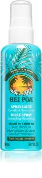 Hei Poa Milky Spray Haarspray  met Voedende Werking