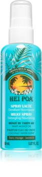 Hei Poa Milky Spray Haarspray mit nahrhaften Effekt