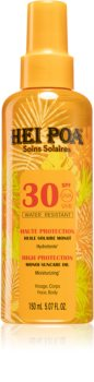 Hei Poa Monoi Suncare Öl-Spray für Bräunung SPF 30