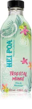 Hei Poa Monoi Collection Tropical óleo multifuncional para corpo e cabelo