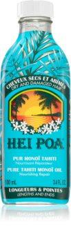 Hei Poa Pure Tahiti Monoï Oil Coconut Nourishing Hair Oil