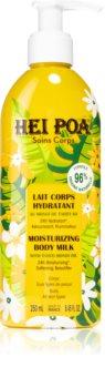 Hei Poa Tahiti Monoi Oil lait corporel hydratant