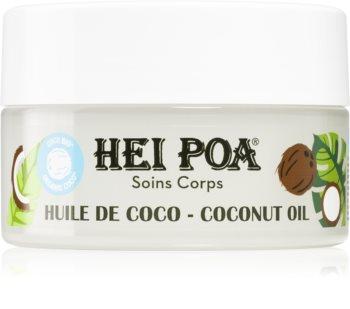 Hei Poa Organic Coconut Oil óleo de coco