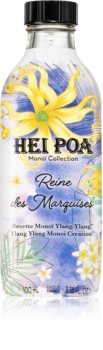 Hei Poa Tahiti Monoi Oil  Ylang Ylang Marquesas Queen óleo multifuncional para corpo e cabelo