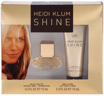 Heidi Klum Shine zestaw upominkowy II.
