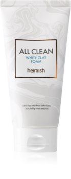 Heimish All Clean spuma de curatat pentru ten gras si problematic