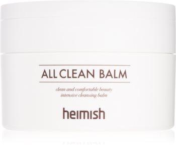 Heimish All Clean балсам за почистване и премахване на грим