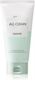 Heimish All Clean delikatna pianka oczyszczająca pH 5,5