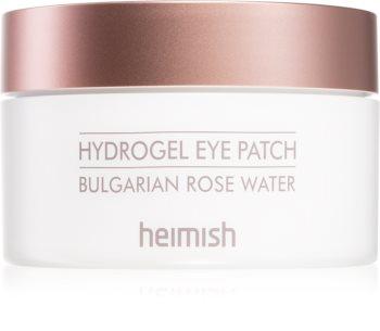 Heimish Bulgarian Rose хидрогелова маска за зоната около очите