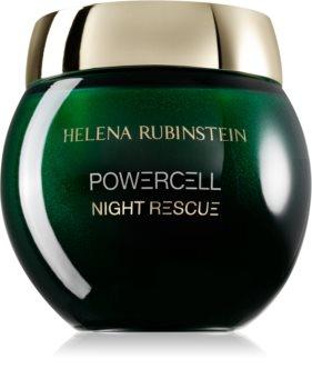 Helena Rubinstein Powercell Night Rescue rewitalizujący krem na noc o działaniu nawilżającym