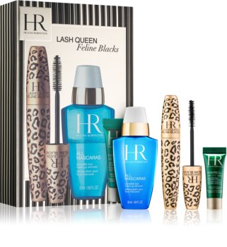 Helena Rubinstein Lash Queen Feline Blacks Cosmetic Set I. (For Length And Volume) for Women