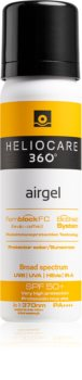 Heliocare 360° schützende Pflege gegen Sonnenstrahlung SPF 50+