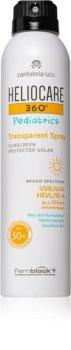 Heliocare 360° Pediatrics schützendes Spray für Kinder SPF 50+