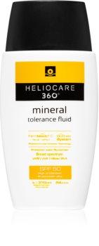 Heliocare 360° minerální ochranný fluid na obličej SPF 50