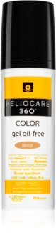 Heliocare 360° Protective Tinted Gel SPF 50+