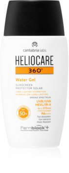 Heliocare 360° gel solaire hydratant SPF 50+