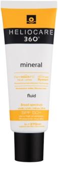Heliocare 360° crema solare fluida ai minerali SPF 50+