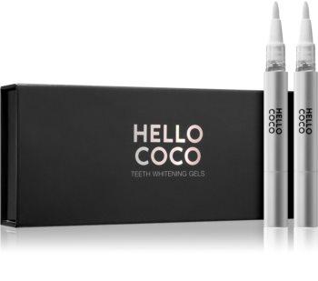 Hello Coco Teeth Whitening Valkaiseva Kynä Täyttöpakkaus
