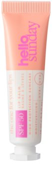 hello sunday the one for your lips Lippenbalsam SPF 50