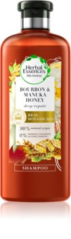 Herbal Essences Burbon & Manuka Honey Shampoo  met Arganolie