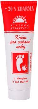Herbavera Body Foot Care crema perfumada para pies