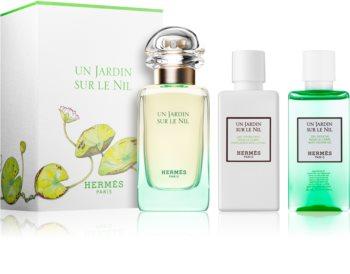 Hermes Un Jardin Sur Le Nil σετ δώρου II. unisex