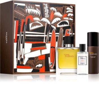 Hermès Terre d'Hermès coffret II. para homens