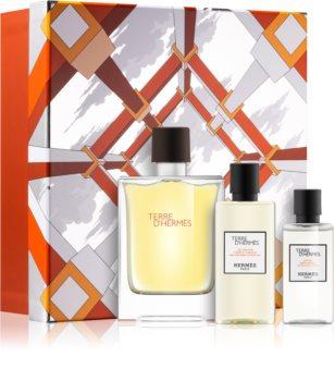 Hermès Terre d'Hermès Eau Intense Vétiver poklon set II. za muškarce