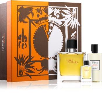 Hermes Terre d'Hermès подарочный набор III. для мужчин