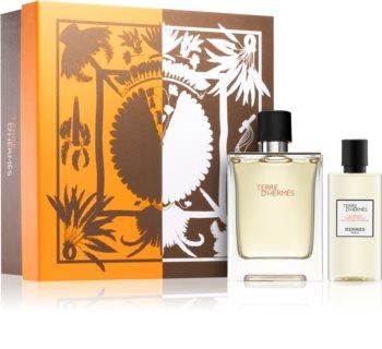 Hermes Terre d'Hermès σετ δώρου IV. για άντρες
