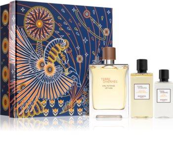 Hermès Terre d'Hermès Eau Intense Vétiver set cadou pentru bărbați