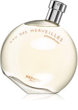 Hermès Eau des Merveilles deodorant s rozprašovačem pro ženy