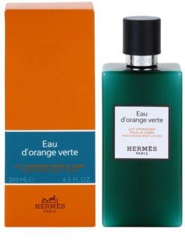 Hermès Eau d'Orange Verte telové mlieko unisex