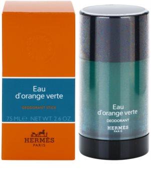 Hermès Eau d'Orange Verte déodorant stick mixte