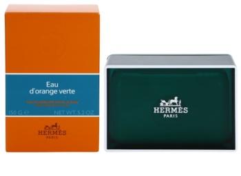 Hermes Eau d'Orange Verte parfumeret sæbe (udpakket) Unisex