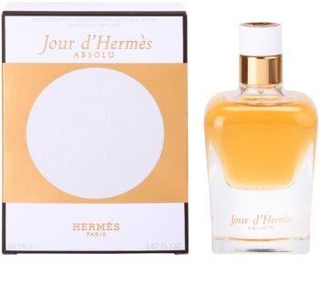Hermès Jour d'Hermès Absolu parfémovaná voda plnitelná pro ženy